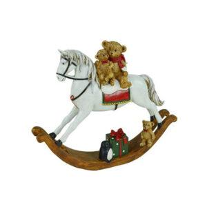 cavallo a dondolo grande