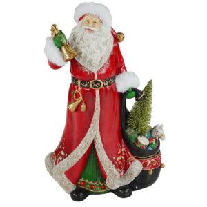 Babbo Natale con campanella