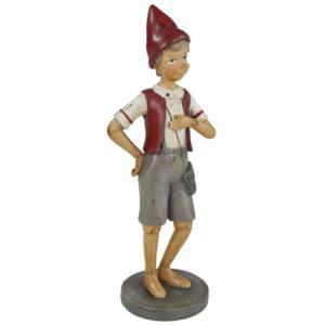 Statuetta Pinocchio