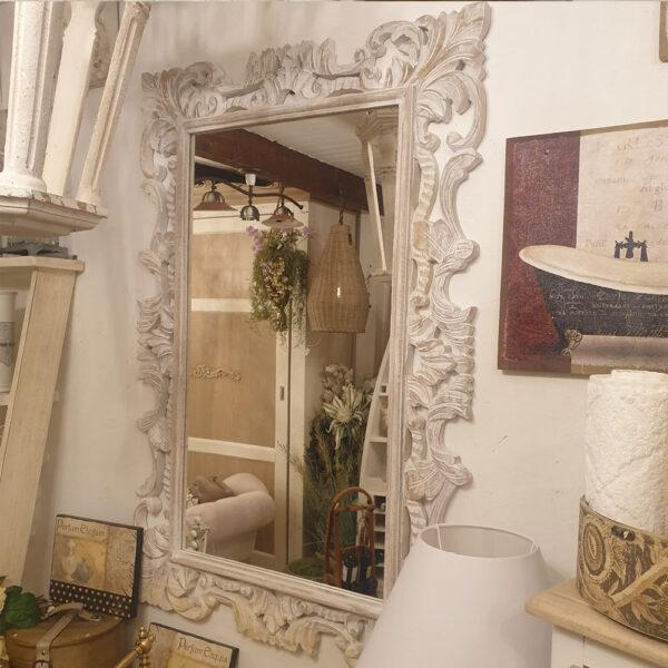 Specchio artigianale grande