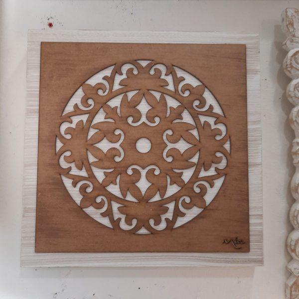 quadro intaglio legno